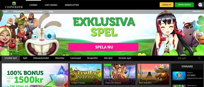 CasinoLuck-screenshot